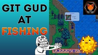 Stardew Valley Fishing Tips (strategies to git gud NOW!)