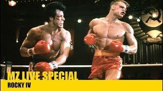 MovieZone Live Speciál: Rocky IV