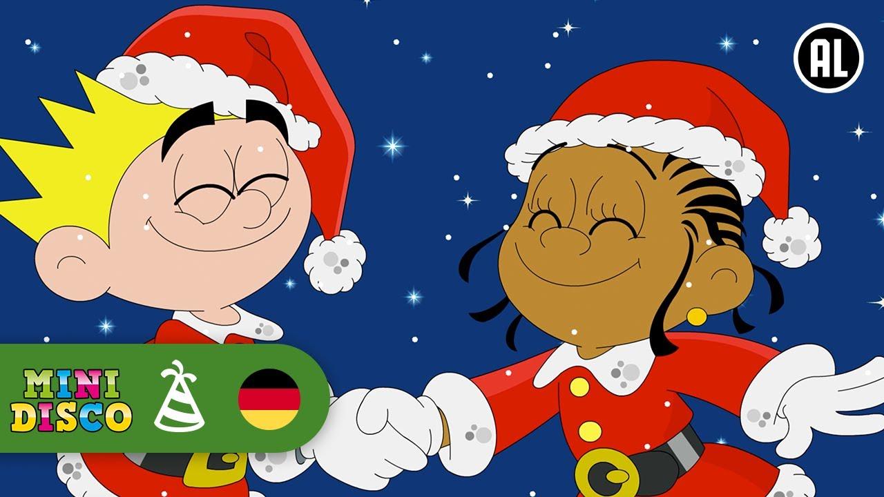 Feliz Navidad | Weihnachtslieder | FROHE WEIHNACHTEN | Kinderlieder ...