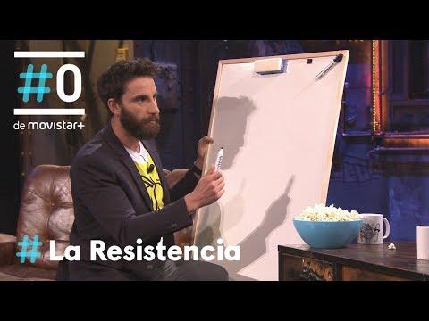 LA RESISTENCIA - Dani Rovira te cuenta 'El señor de los anillos'   #LaResistencia 15.05.2018
