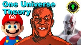Game Theory: Video Game Crossovers, Super Mario RPG to God of War to Real Life(Every video game shares the same universe, and that universe just so happens to be the real world. It's video games in real life! By tracing a path through video ..., 2012-09-14T20:38:41.000Z)