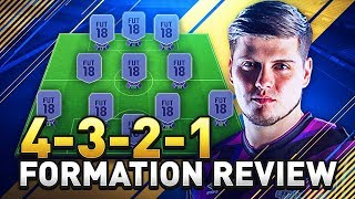 Video FIFA 18 BEST PRESSURE FORMATION TUTORIAL! THE 4321 GUIDE IN ULTIMATE TEAM! (FUT 18) download MP3, 3GP, MP4, WEBM, AVI, FLV Agustus 2018