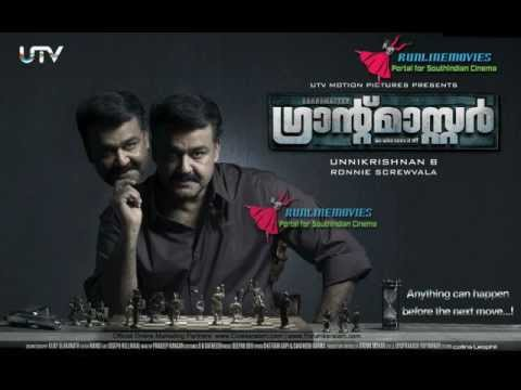GRANDMASTER malayalam movie THEME MUSIC - mohanlal