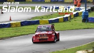 Vid�o 1er Slalom de Seine et Marne 09.11.2014 - Circuit de KartLand - ASA Melun et 4event