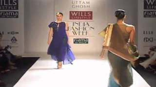 Kiran Uttam Ghosh - WIFW Spring Summer 2013, Wills Lifestyle India Fashion Week, Day 1