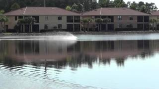 R/C Airboat - Supernova - rapid unexpected disassembly