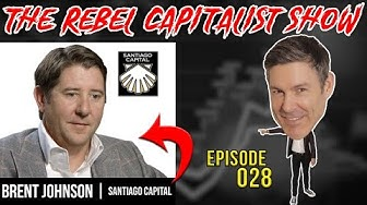 Brent Johnson (Dollar, Stocks, Gold) The Rebel Capitalist Show Ep. 28!