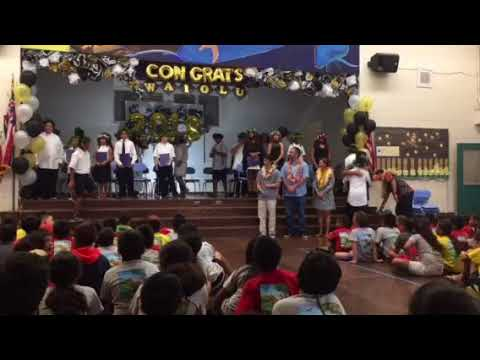 Blanche Pope Elementary School 2018 2nd video