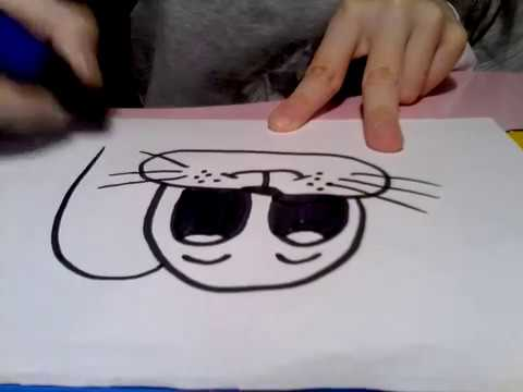 Cum Se Desenează Un Iepure