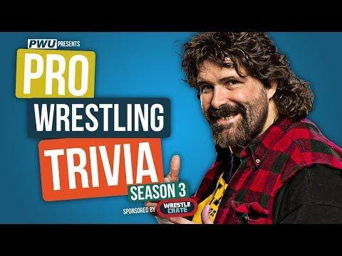 Pro Wrestling Trivia SE3EP9: Mick Foley