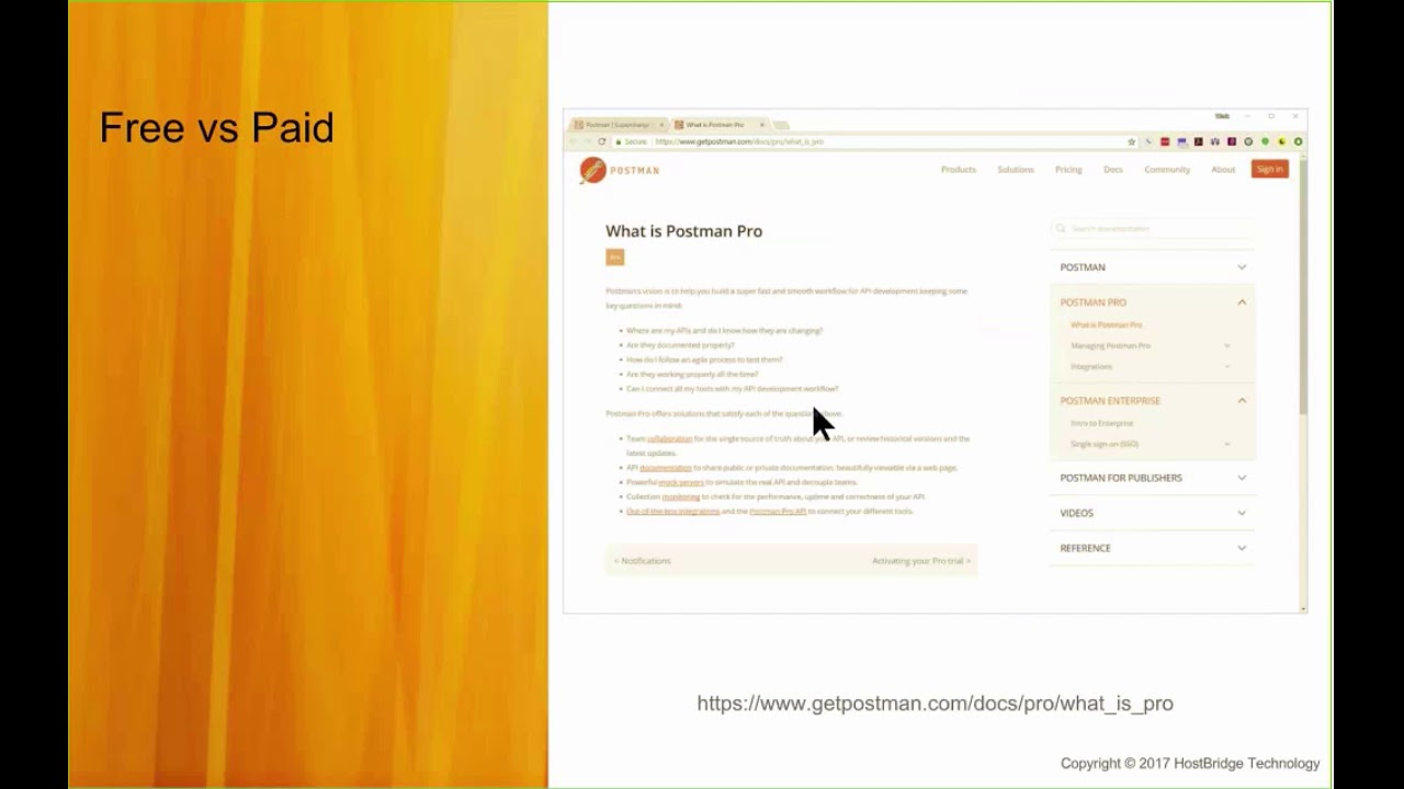 Testing Web Services with Postman