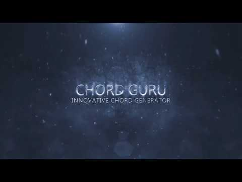 CHORD GURU - VST, AU, AAX | OVERVIEW | CHORD GENERATOR