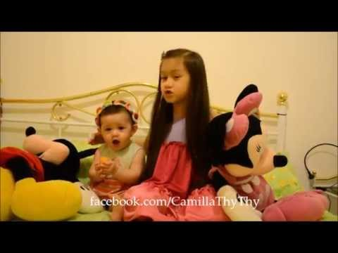 Camilla ThyThy: Hai chị em cùng hát