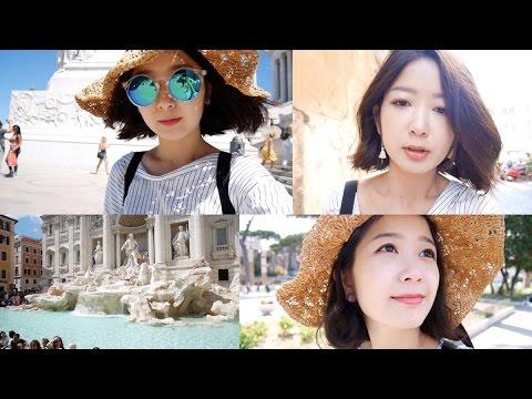 一個人的旅行 ── 羅馬 Travel Vlog in Rome