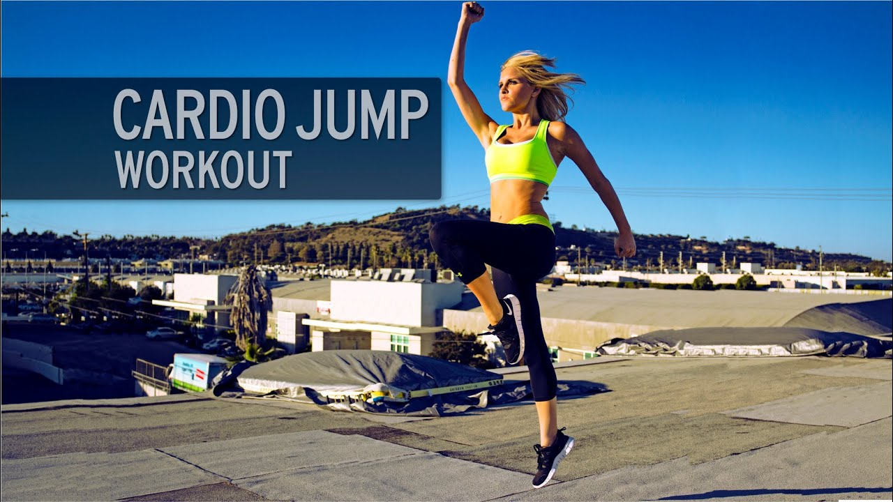 cardio jump training day workout youtube. Black Bedroom Furniture Sets. Home Design Ideas