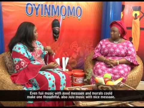 Oyinmomo - Interview with BUSOLA OKE ELEYELE (Throwback)