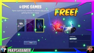 FORTNITE PS PLUS CELEBRATION PACK 3 FREE! 2 Days PS+ Free