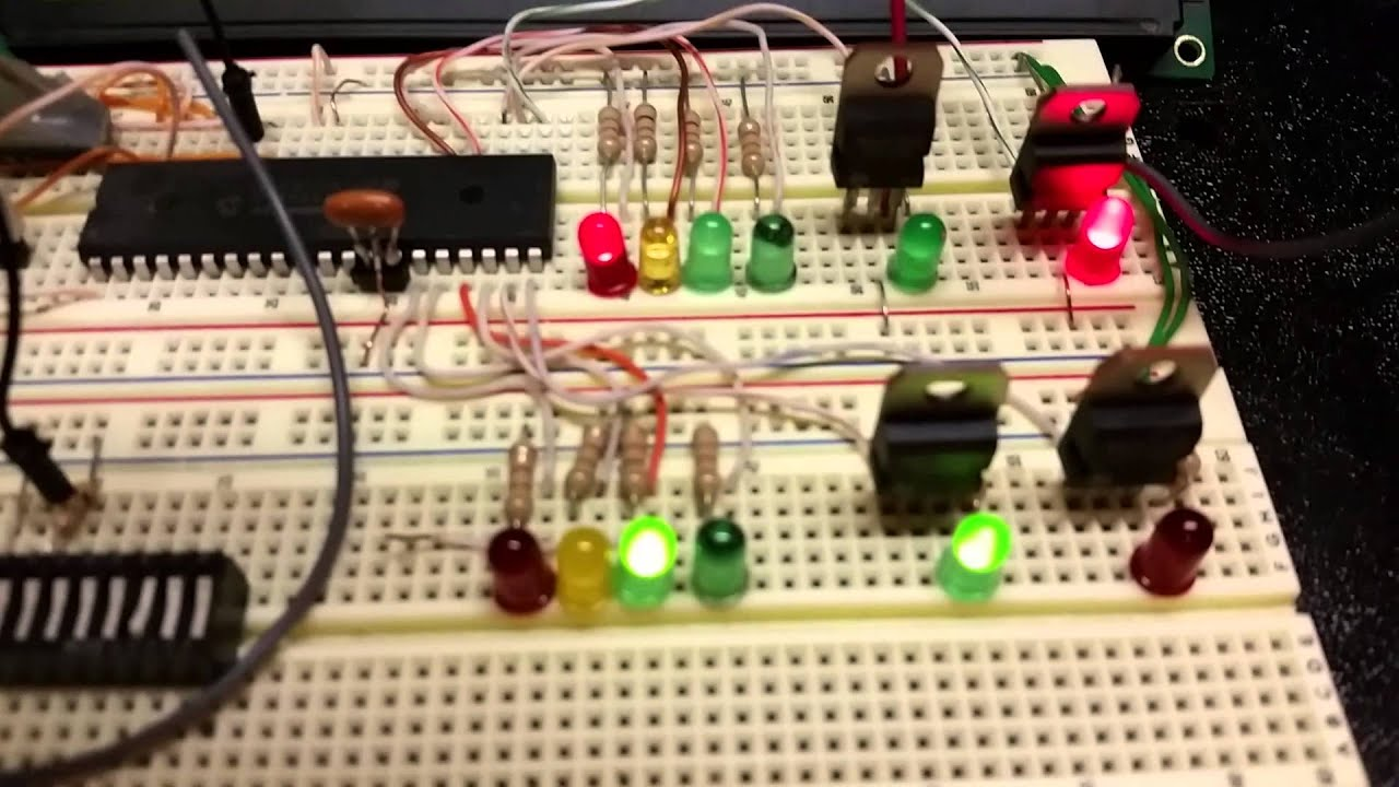 maxresdefault traffic signal control circuit with countdown crosswalk youtube