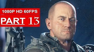 Call Of Duty Black Ops 3 Gameplay Walkthrough Part 13 Campaign [1080p 60FPS PS4] - No Commentary
