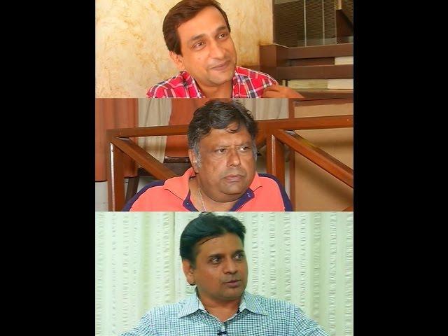 3 Chehre with Prasad oak, Sanjay mone & Abhiram Bhadkamkar