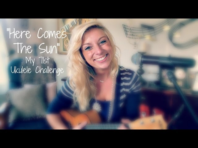 Here Comes The Sun - George Harrison - Ukulele Cover