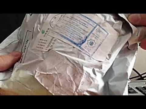 Chinapost Experience A Package Delivered From China HK