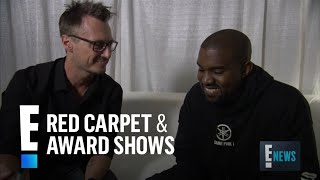 Kanye West Talks Kim Kardashian and Touring With Family | E! Live from the Red Carpet