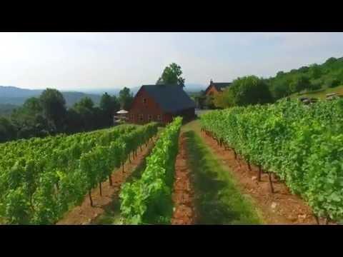 Winery u0026 Vineyard - Chester Gap Cellars & Winery u0026 Vineyard - Chester Gap Cellars - YouTube