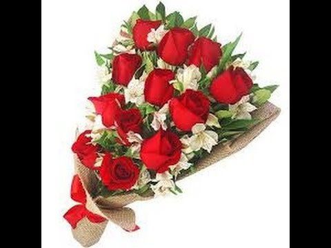 Como hacer un ramo de rosas youtube - Como hacer un ramo de flores artificiales ...