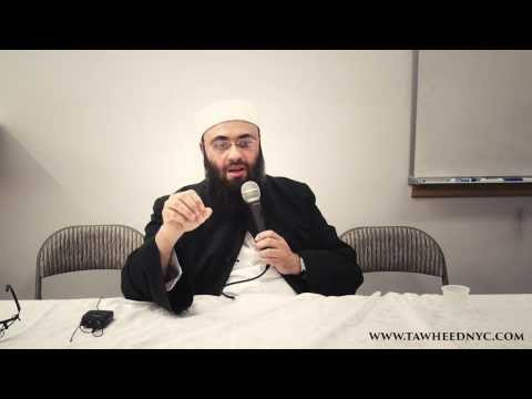 In the Footsteps of the Righteous :: A Lecture by Shaykh Hatem AlHaj :: TawheedNYC Publications