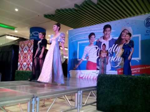 Pinoy Stylish Fashion Show SM City San Mateo Part 2