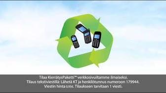 KierrätäKännykkä.fi - How to recycle Mobile Phones properly in Finland