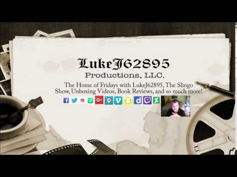 LukeJ62895 Productions, LLC  Logo - 2016 - Alternate Logo