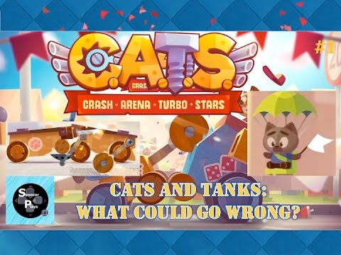 When Cats and Tanks Collide! - C.A.T.S.- Crash Arena Turbo Stars #1