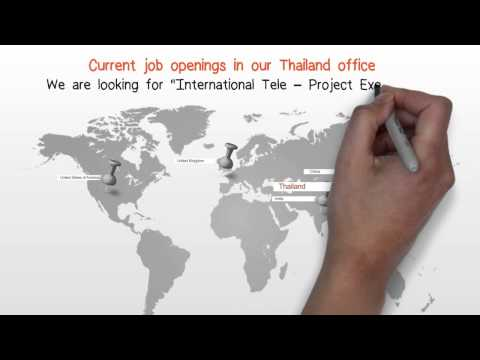International Tele - Project Executive - Thailand