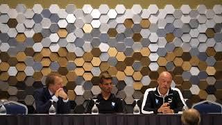 Presskonferens inför Drita FC – MFF