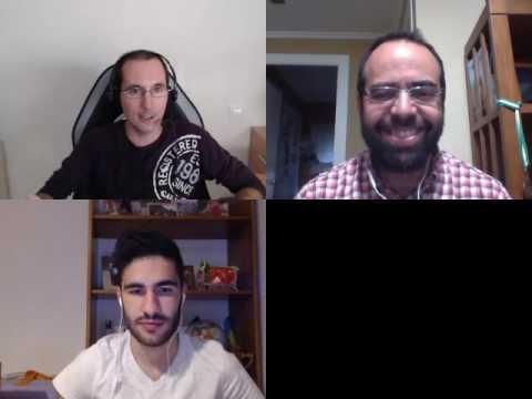 Cómo conseguir ser un blogger referente con Miguel Florido & Rubén Alonso