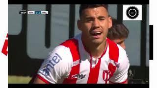 River Plate vs Nacional Resumen / Partido con muchas polémicas