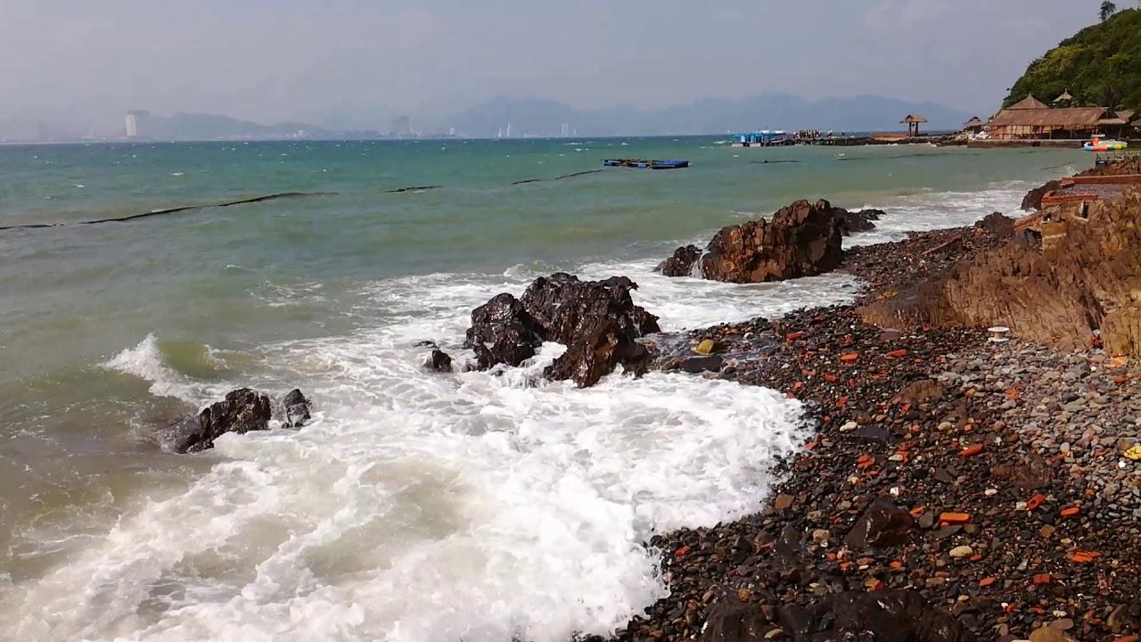 Nha Trang island. Con Se Tre