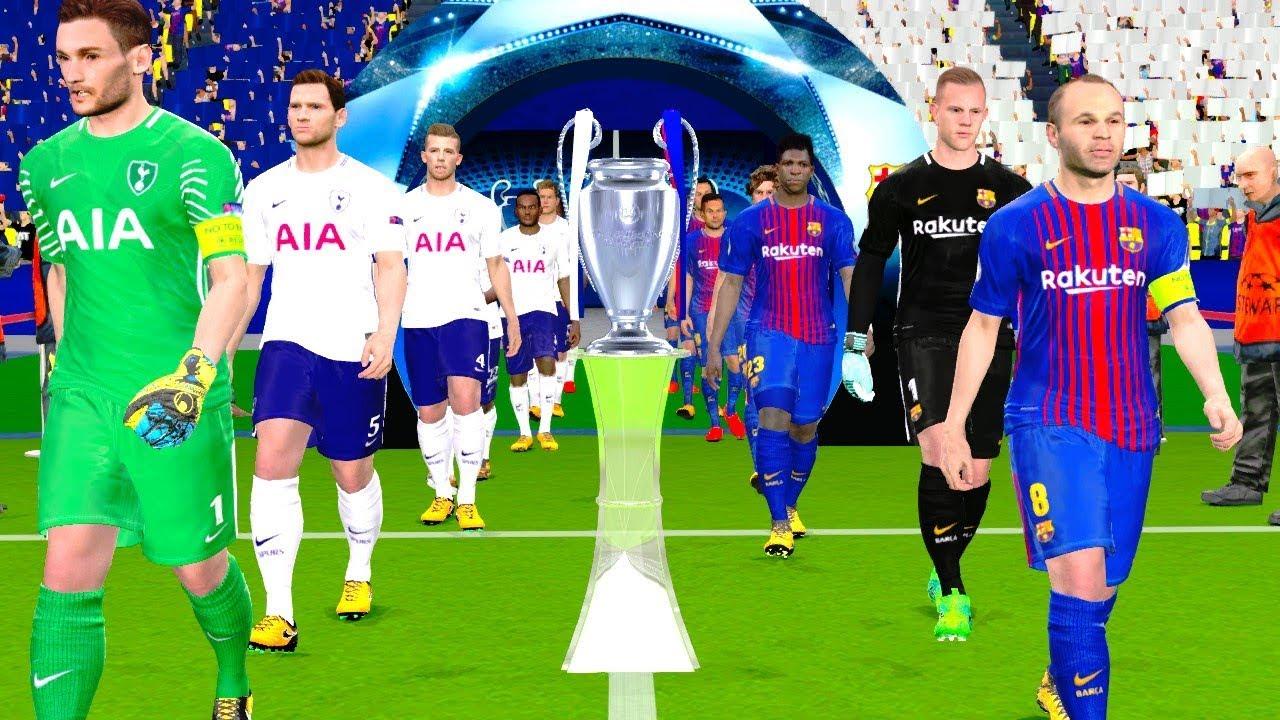 Tottenham Vs