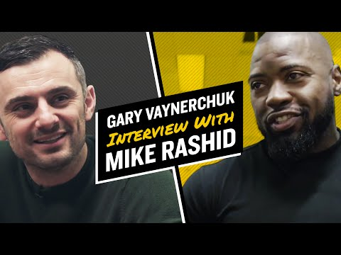 Gary Vaynerchuk Interview with Mike Rashid