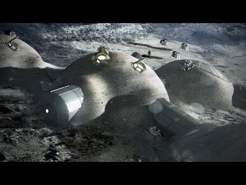European Space Agency and China Discuss Moonbase Partnership