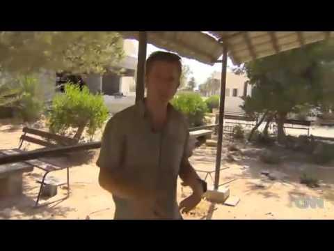 Libya war: NATO Press Breafing Woman and two Children in Zlitan (August 4, 2011)  [libyasos]
