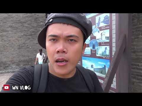 Rumah Tradisional Cina di Kota Tua Pingyao, Shanxi, China | Travel Vlog Mp3