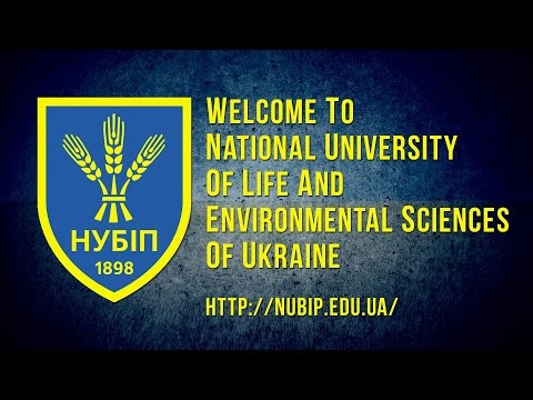 Study in Ukraine - National University of Life and Environmental Sciences of Ukraine