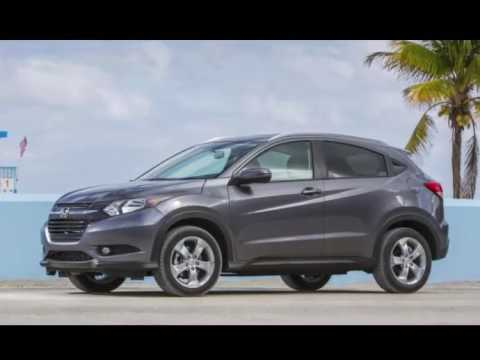 2018 Honda HR V Release