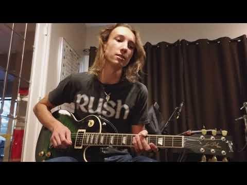 Greta Van Fleet - Watching Over (guitar lesson)