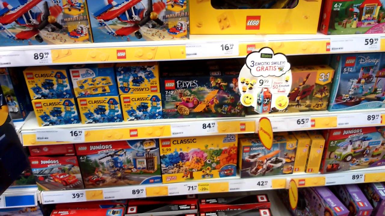 Tesco Klocki Lego Zestawy Różne I Promocje Youtube