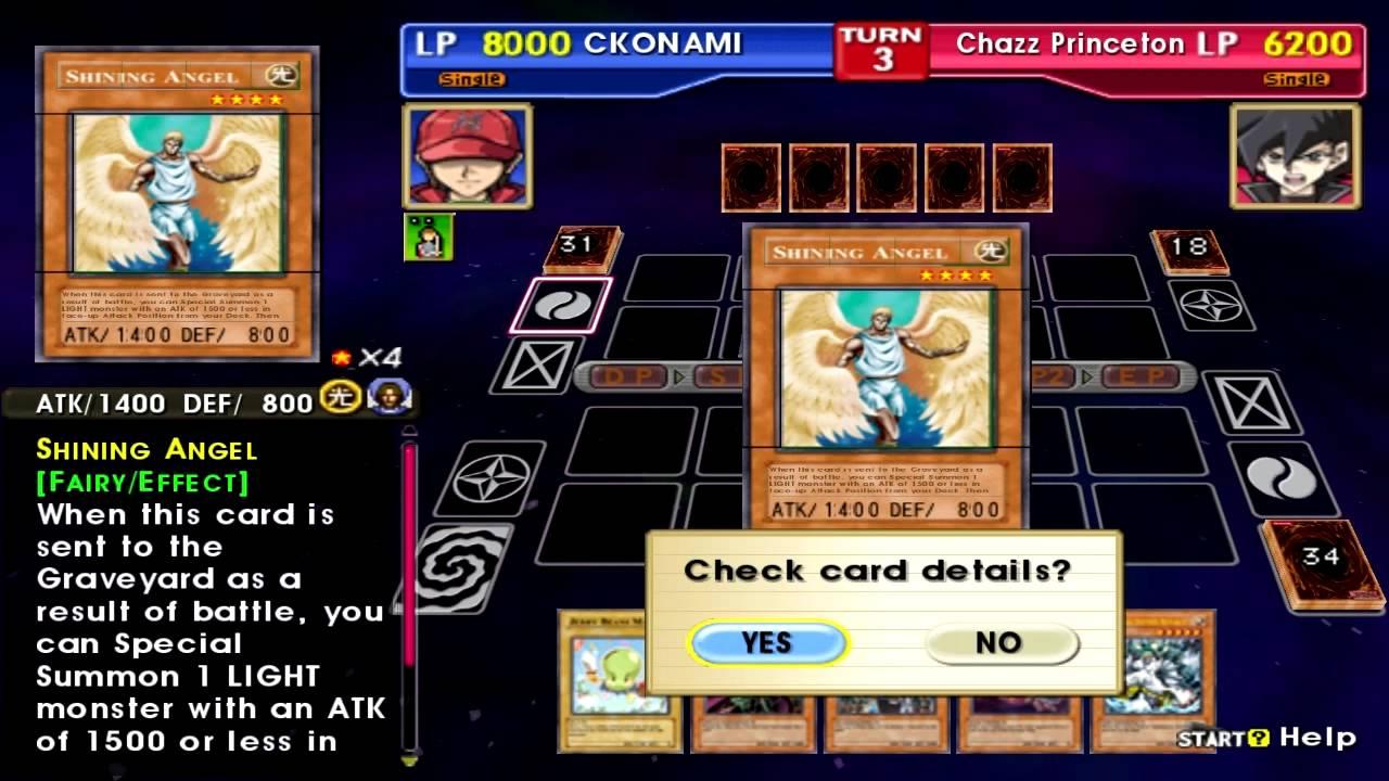 Yu-Gi-Oh! GX TAG Force Evolution (PS2) :: Detonados-m