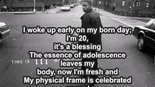Lifes a Bitch - Nas Feat. AZ (Illmatic) With Lyrics